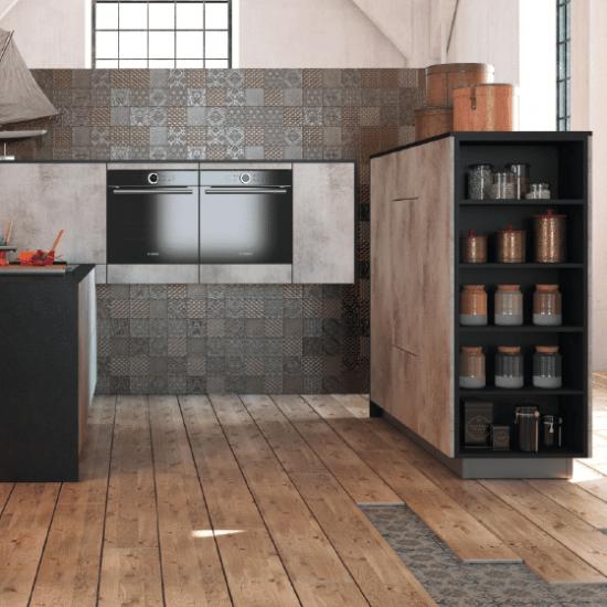 Cuisine contemporaine design haut de gamme gaia sur - Prix cuisine haut de gamme ...