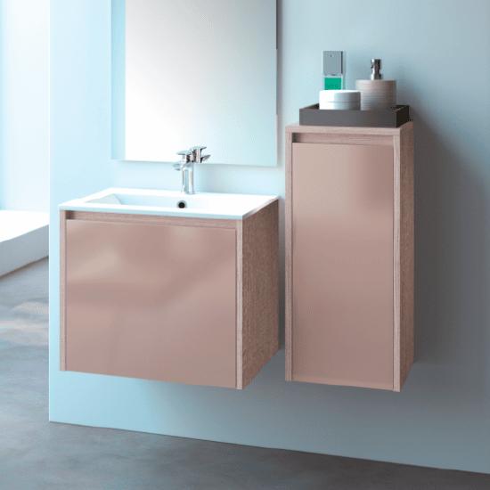 Salle de bain contemporaine sur mesure marque haut de - Meuble de qualite ...