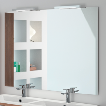 Vasque, miroir Salle de bain de qualité, sur-mesure et design