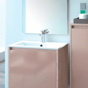 Salle de bain contemporaine sur mesure marque haut de gamme meubles de qua - Meuble de salle de bain de qualite ...