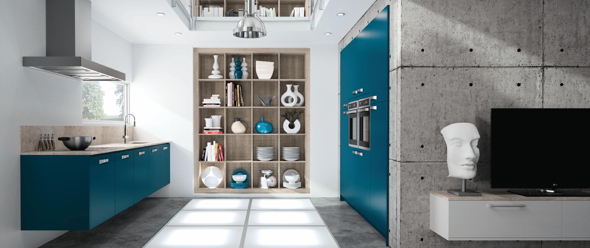 Cuisine sur mesure tendance zaho moderne design qualit haut de gamme for Design cuisine 2016