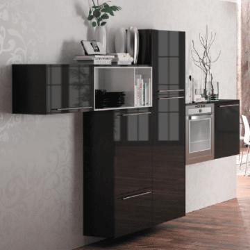 Belle cuisine design ronde alicante 5 haut de gamme sur mesure for Fabricants de meubles haut de gamme