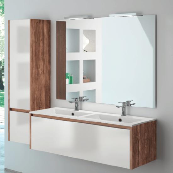 Salle de bain haut de gamme meubles sur mesure marque for Accessoires salle bain haut gamme