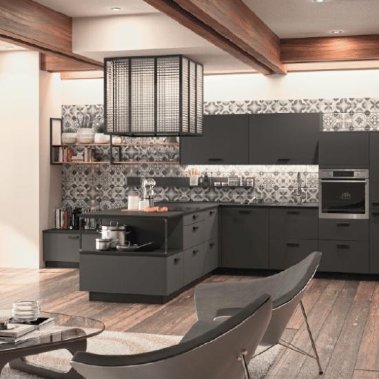 Zenit design ind cuisines morel - Cuisine morel ...